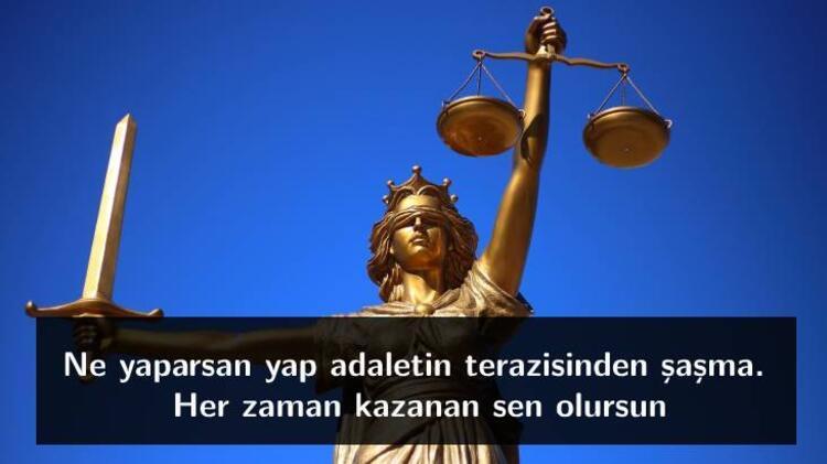 adalet sozleri adaletsizlik ve adalet