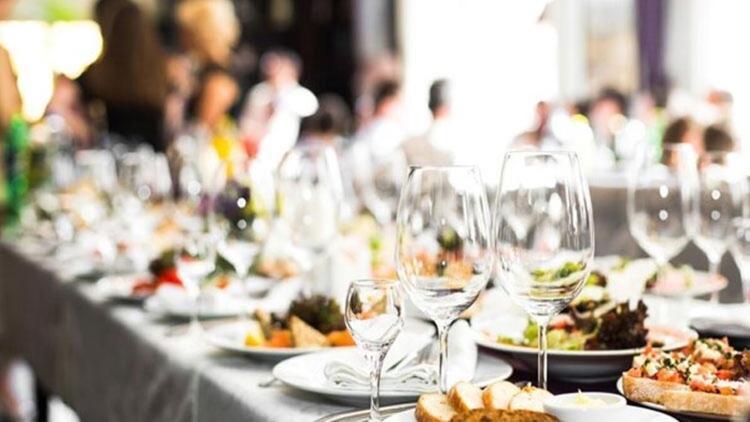 Restoranlarda yemekten daha riskli