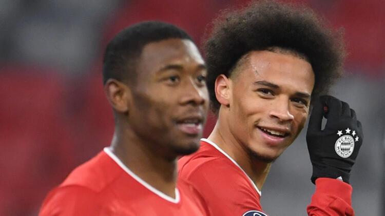 Bayern emin adımlarla