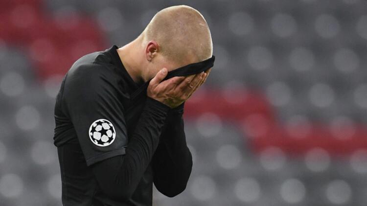 Bayern gruptan çıkmayı garantiledi