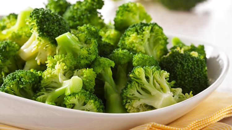 Yeşil yaprakları sebzeler depresyonun ilacı