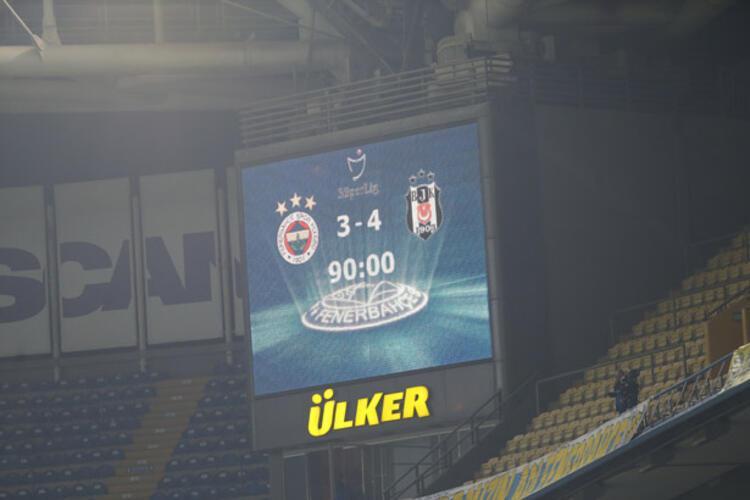 Golü Beşiktaş buldu