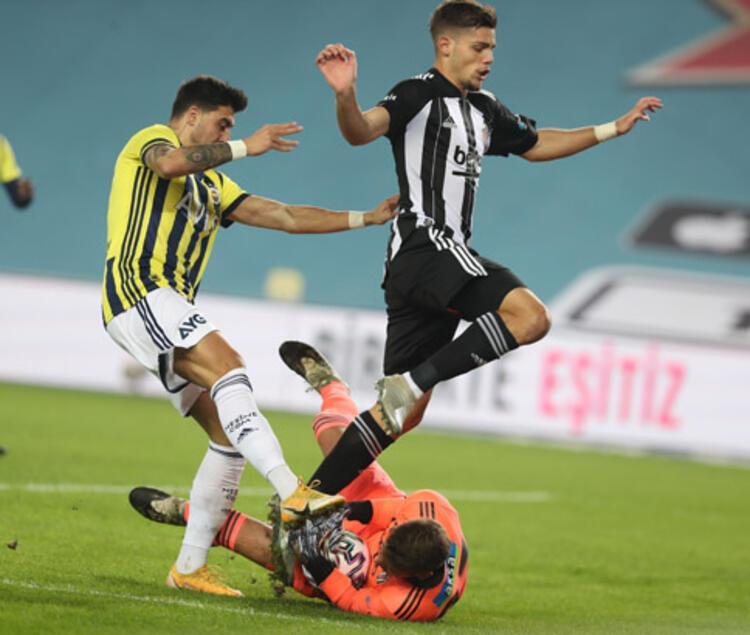 Fenerbahçeyi 18 maç sonra yendi
