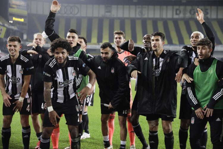 F.Bahçe cephesinden Beşiktaşa hakem tepkisi