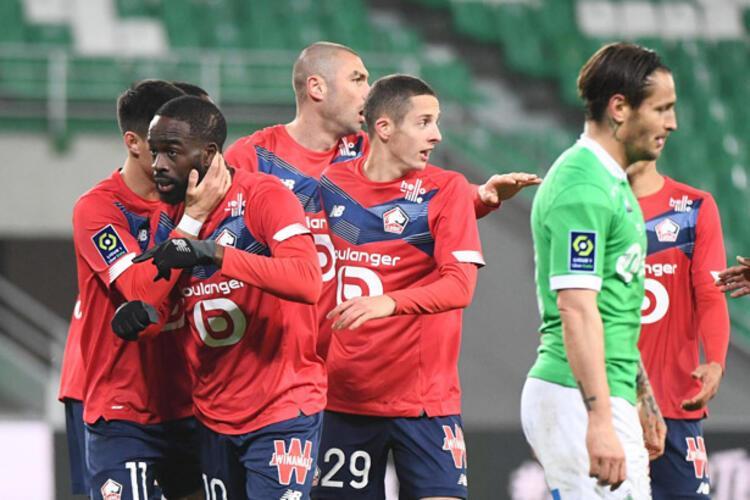 Son dakika - Lille'de Burak Yılmaz'dan tarihi başarı! - Futbol - Spor  Haberleri