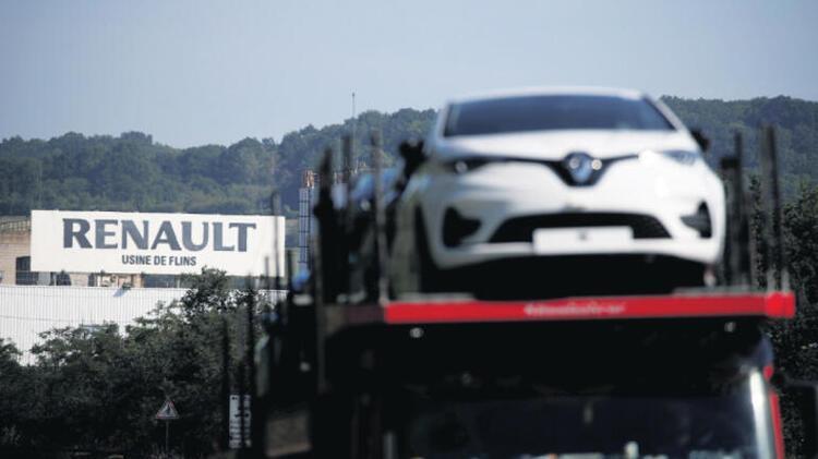 Renault Flins'i geri dönüşüm tesisi yapıyor
