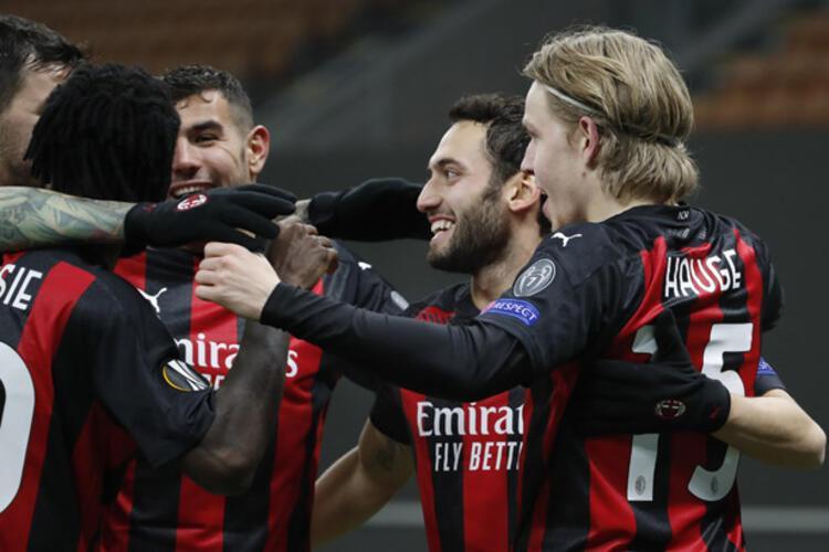 Milan geri döndü