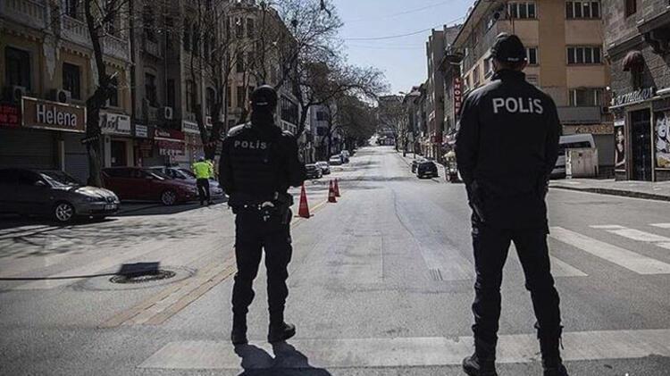 EK: Sokağa Çıkma Kısıtlamasından Muaf Yerler ve Kişiler Listesi