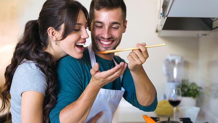 2-Hazır yemek yerine yeni bir şeyler pişirmeyi öğrenin
