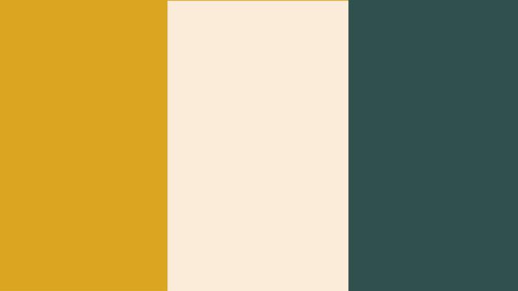 Shutterstockun 2021 renk trendleri raporu da umut ve optimizmi destekliyor