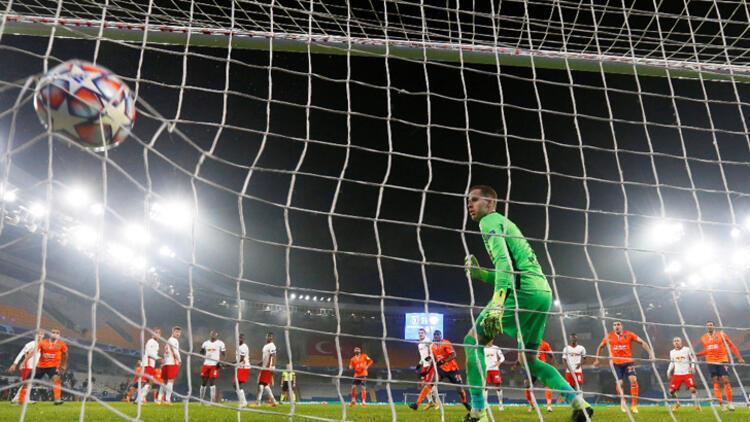 Birbirinden şık 3 gol attı