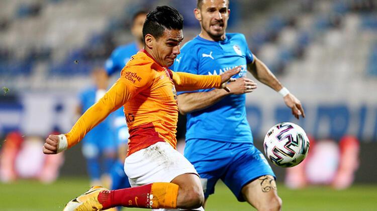 Eski takımınız Galatasaray hakkında neler söylersiniz  bir de maalesef içinden çıkılmaz bir Falcao durumu var 30 maç oynamadı.