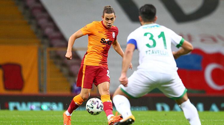 Taylan Antalyalı Galatasaray'ın genç ve yükselen yıldızı. Siz nasıl buluyorsunuz Taylan'ı