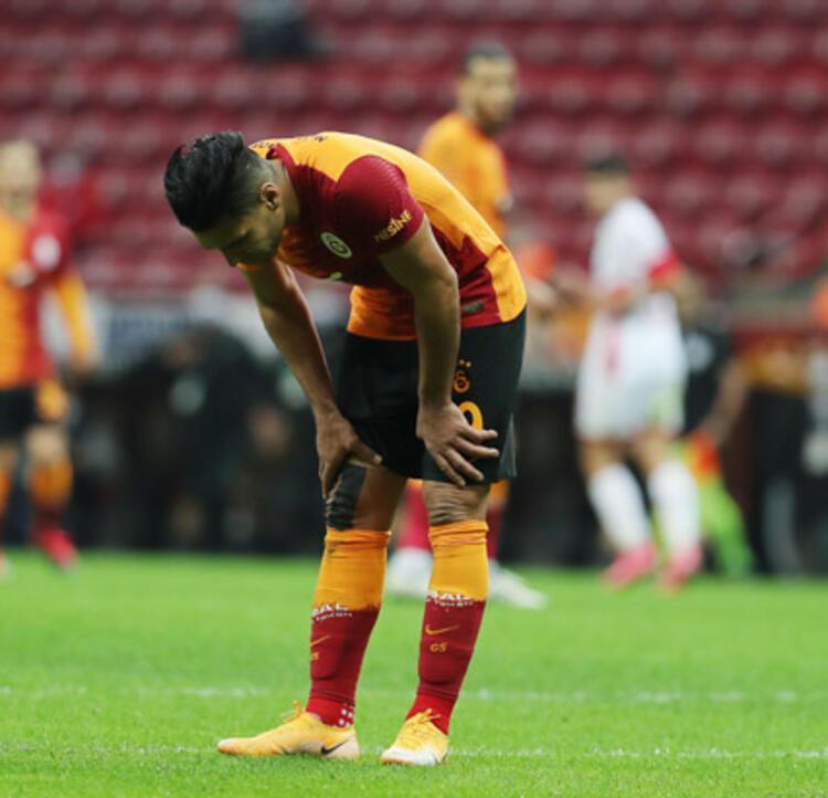 Galatasaray, Falcaodan nasıl kurtulacak