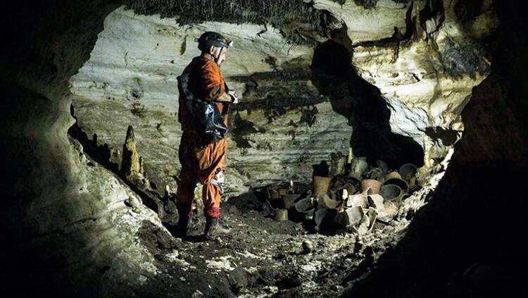 En eski Maya Tapınakları'ndan en büyüklerinden birinin keşfi