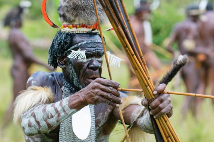 Korkunç kabile Yaliler