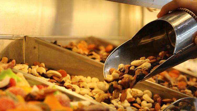 11-15: Kuruyemiş ve tohumlar