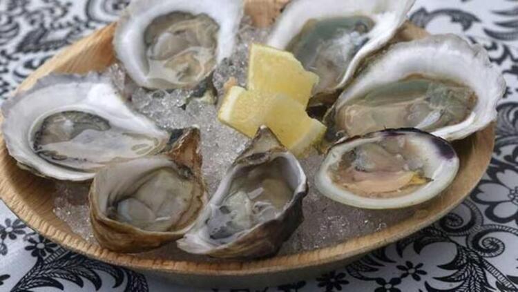 28. Kabuklu deniz ürünleri