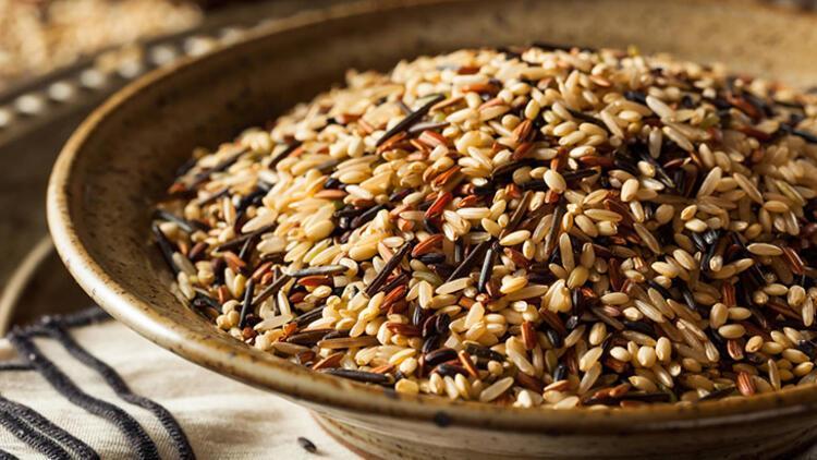 32. Kahverengi pirinç