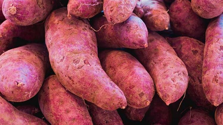 48. Tatlı patates