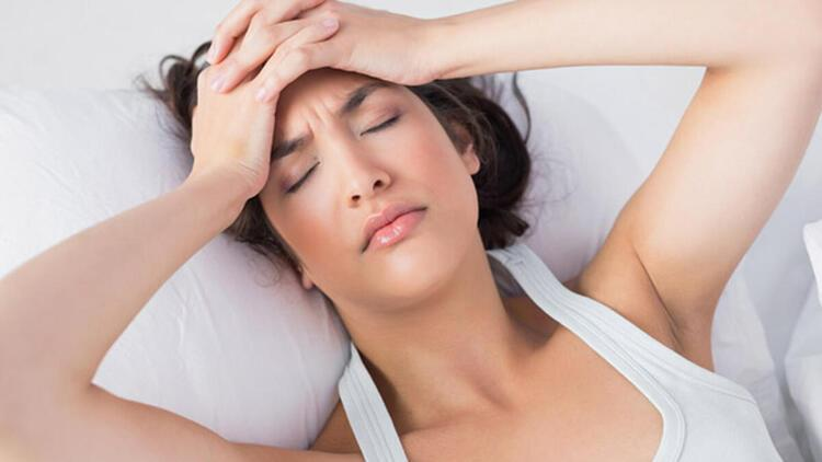 1) Baş ağrılarınız azalır