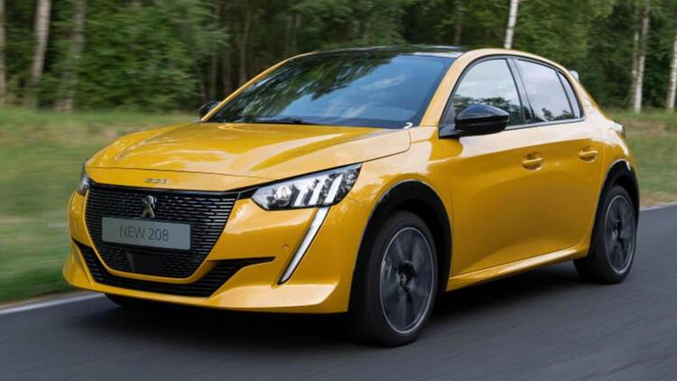 Peugeot'dan yeni yıl sürprizi
