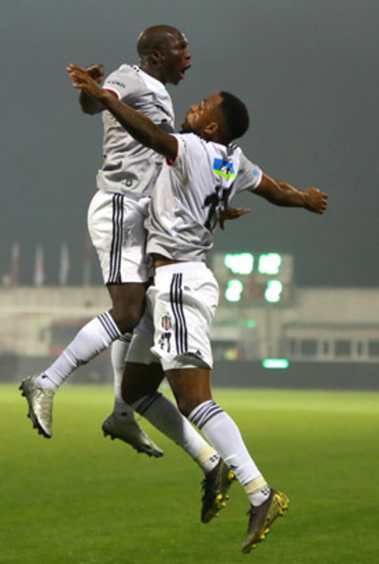 Aboubakar Larin ikilisinden 20 gol