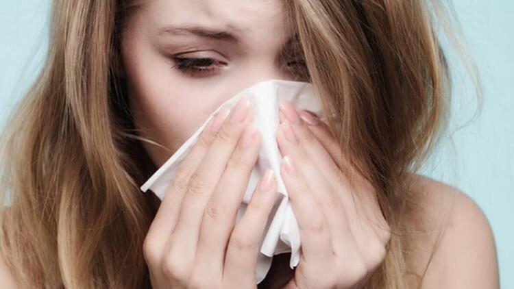 """""""Alerjiler gözleri, burnu, boğazı, akciğerleri, deriyi, mide ve bağırsakları etkiler"""""""