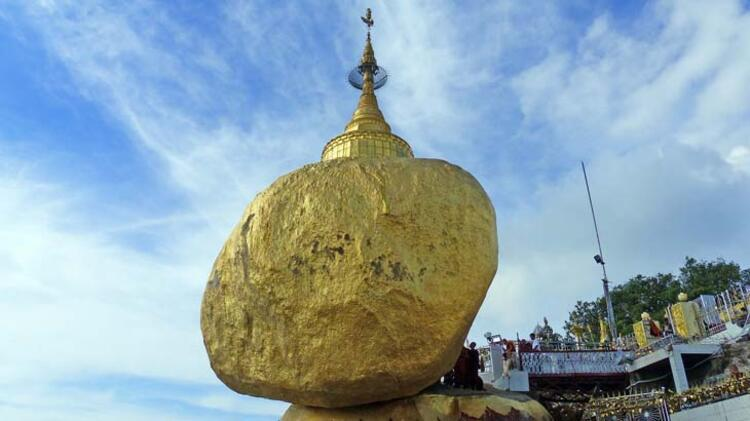 Myanmar Golden Rock