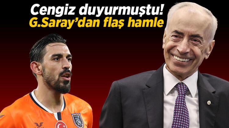 G.SARAYDAN FLAŞ HAMLE