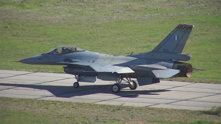 İLK F-16 TEST EDİLDİ