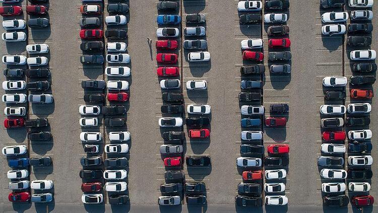 Avrupa otomobil pazarında yüzde 24,3lük azalış