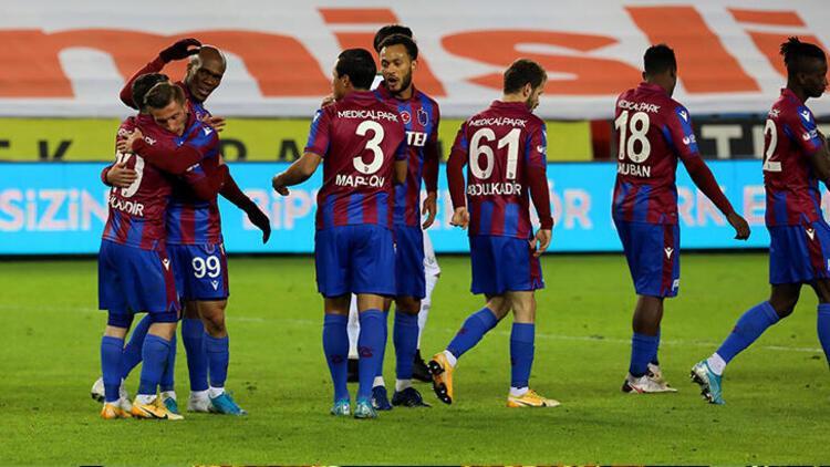 Trabzonspor 3-1 Konyaspor