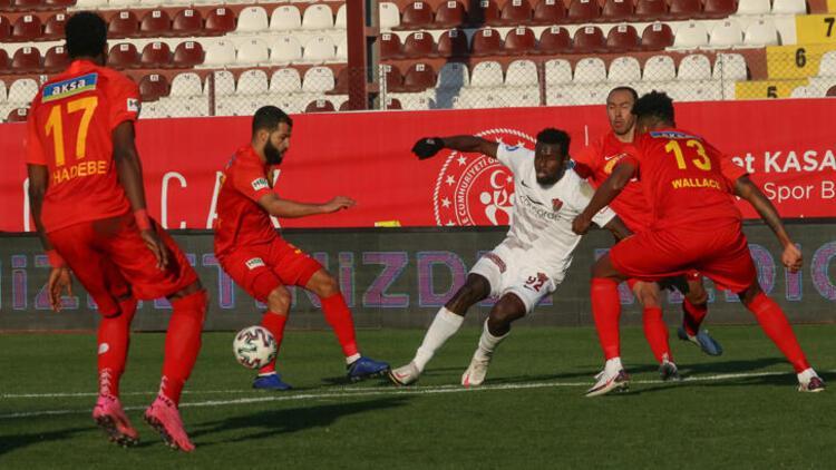 Hatayspor 1-2 Yeni Malatyaspor