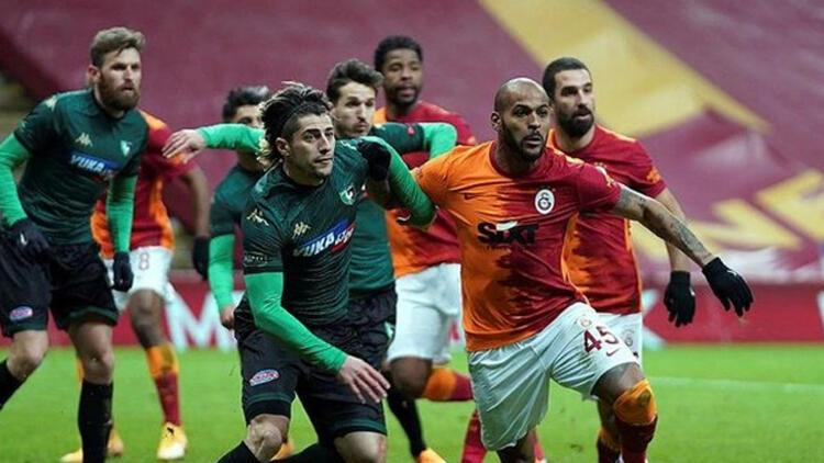 Galatasaray 6-1 Denizlispor