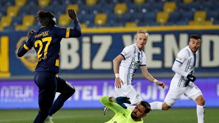 Ankaragücü 1-0 Kasımpaşa