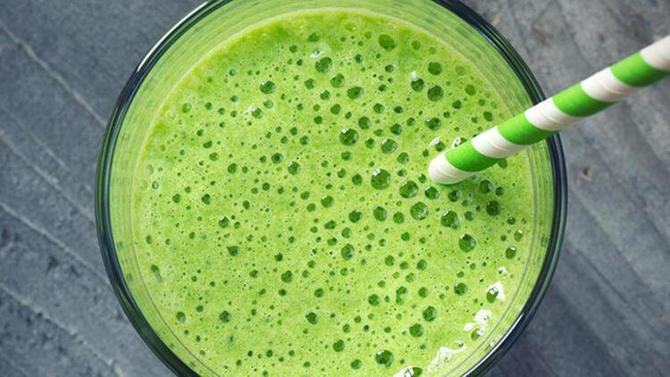 2. Meyveli smoothie