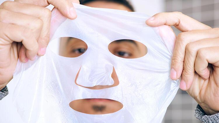 2. Kağıt yüz maskesi