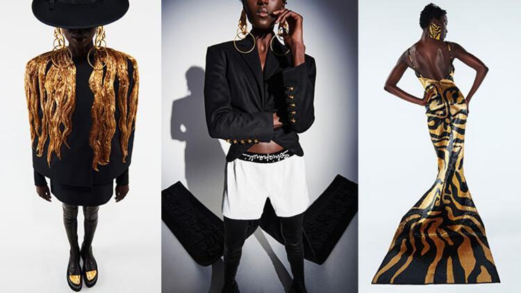 Schiaparelli İlkbahar 2021 Couture