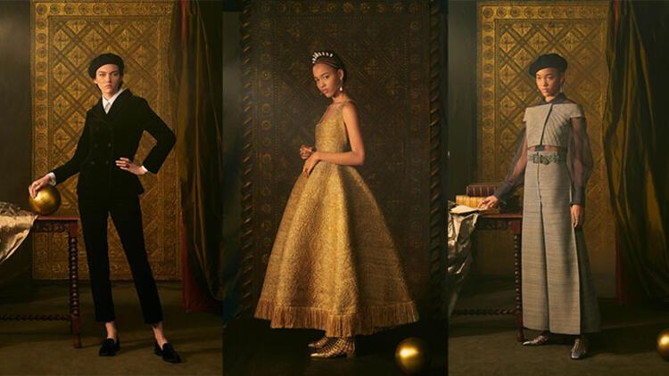 Christian Dior İlkbahar 2021 Couture