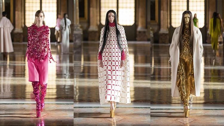 Valentino İlkbahar 2021 Couture