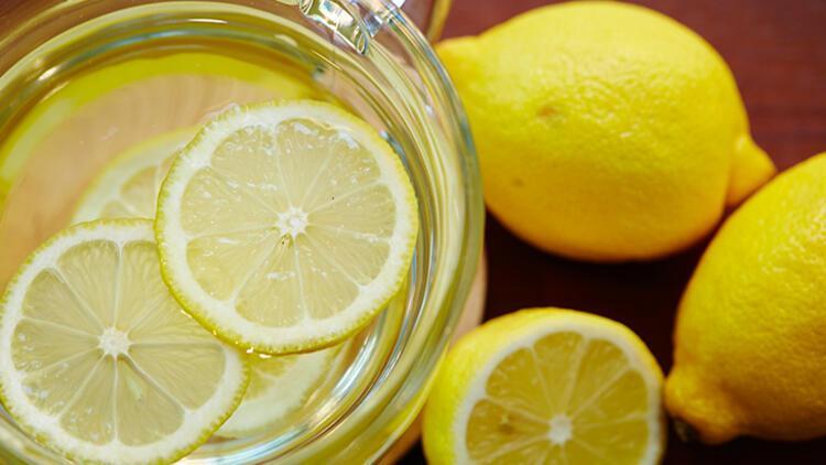 1. Limonlu su