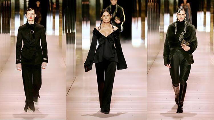Fendi İlkbahar 2021 Couture