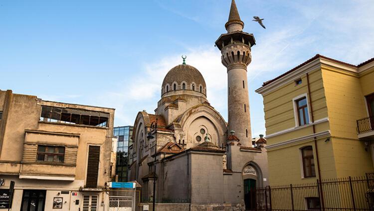 Köstence Mahmudiye Camii, Köstence, Romanya
