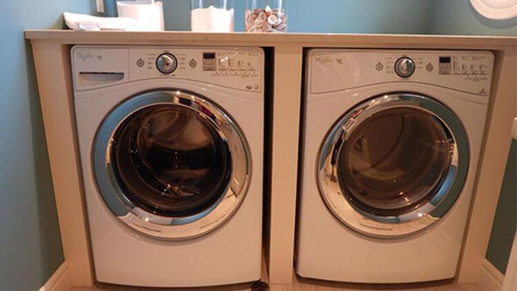 Çamaşır makinesini çok nadir temizliyoruz