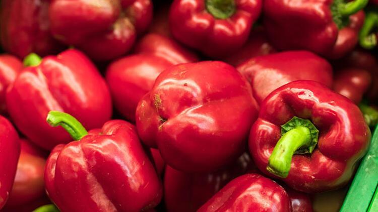 Kırmızı dolmalık biber