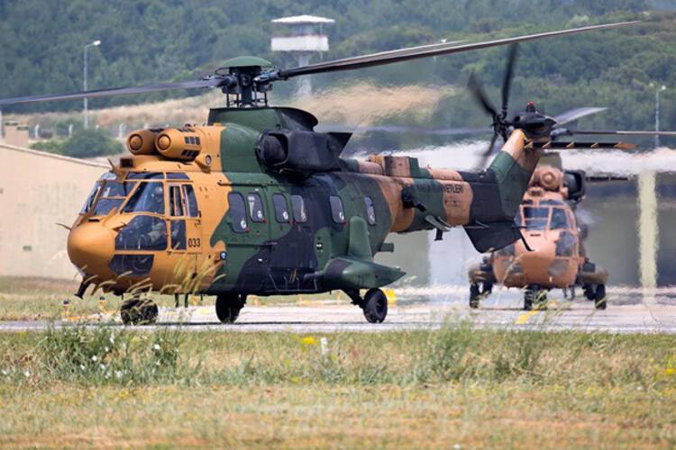 Helikopterdeki ses kayıt cihazı dinlendi