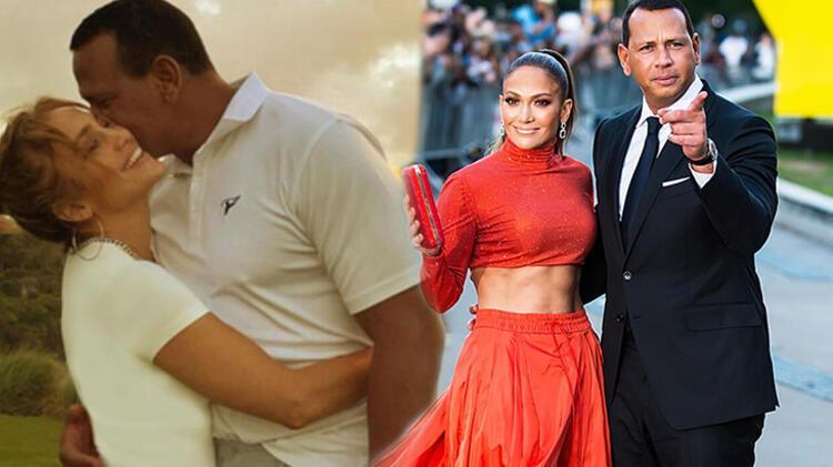 Jennifer Lopez-Alex Rodriguez çifti yollarını ayırdı - Magazin Haberleri - Milliyet