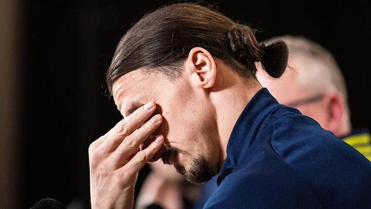 Ibrahimovicin gözyaşları