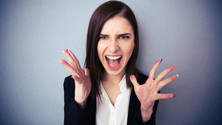 Öfke anında vücutta neler olur